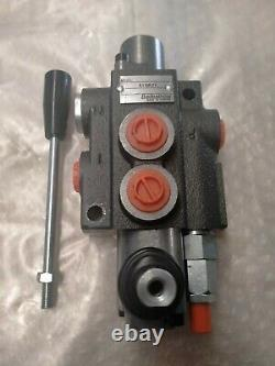 1P40R1A1 Hydraulic Directional Control Valve Cylinder spool Spring return
