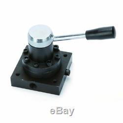 3 Way Directional Hydraulic Control Valve 10000 PSI Reversing Valve RV700