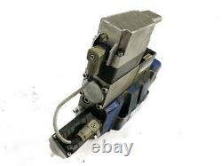 Bosch Rexroth 0811404291 Hydraulic Proportional Directional Control Valve