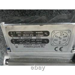 Bosch Rexroth 0811404803 Hydraulic Directional Valve