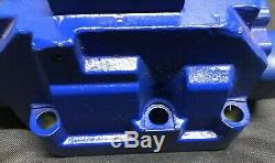 Bosch Rexroth 4 Way Hydraulic NG25 Directional Valve R978859321 4WH 22C76 / V