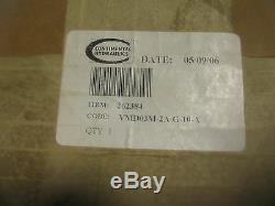 Continental Hydraulics Udm03m-2a-g-10-a Directional Valve