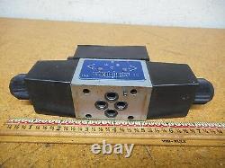 Continental Hydraulics VS5M-3G-GBT-68L-K Directional Valve 120/110VAC 60/50Hz