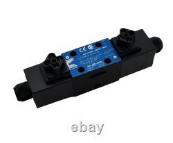 Continental Hydraulics VSD03M-3A-G-42L-B Directional Control Valve 110/120 V