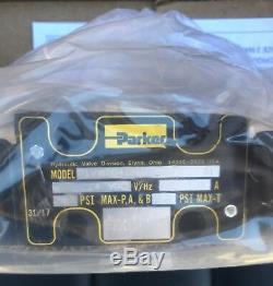D1VW004CNJP PARKER Directional Control Valves Series D1VW