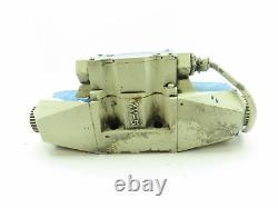 DG4V-5-2C-M-P7L-H-6-30 Vickers Hydraulic Directional Control Solenoid Valve 120V