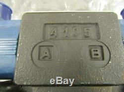 Duplomiati E4p4-s1/43 E4p4s143 Hydraulic Directional Control Valve 120vacnew