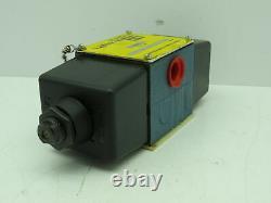 Dynex Rivett 6553-02-115/DF-71 Hydraulic Directional Control Valve 3000 PSI