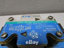 Eaton Vickers DG4V-3S-6C-M-FW-B5-60 Hydraulic Directional Control Valve