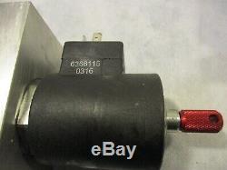 Hydraforce SV12-28Y-12T-N-115AC Hydraulic Valve Bi-Directional Blocking 30GPM