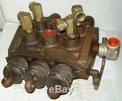 Hydraulic Directional Control Valve PCA2309 Clark SPU714