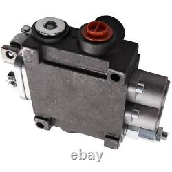 Hydraulic Directional Control Valve Tractor Loader with Joystick 2 Spool 11 GPM