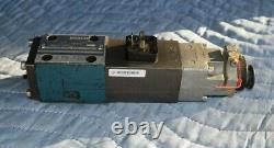 Hydraulic directional control valve, Proportional valve, Bosch, 0811404105, Used