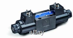 Hystar Hydraulic Directional Stack Valve D03 110 Volt AC Tandem Center CETOP 3