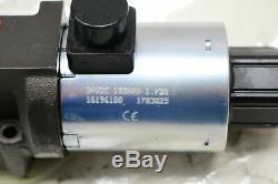 Liebherr RPE4-102R11/02400E1/M 4/2 Way Hydraulic Directional Valve Solenoid