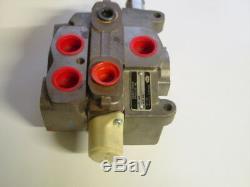 Muncie Hydraulic Directional Control Valve assembly pump KA-1126 V1126