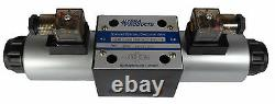 NG10 Cetop 5 Direction Control Valve 3 Position All Ports Blocked