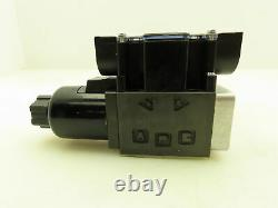 Nachi SS-G01-A3X-R-D250-E20 Hydraulic Directional Control Solenoid Valve D03