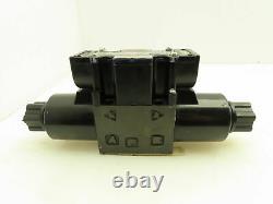 Nachi SS-G01-C6-R-C115-E30 Hydraulic Directional Control Solenoid Wet Valve 115V