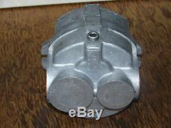 New Cross 40M005DACS Bi-Directional Hydraulic Gear Motor 3/4 key shaft 40 series