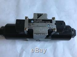 New Daikin Ls-g02-2cp-30-en Hydraulic Directional Valve Dc24v Mfg No 30 6106, Et