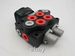 New MAX MOTOSPORTS Hydraulic Loader Directional Control Valve 524-HY001
