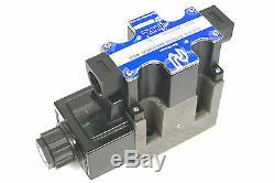 New Northman Swh-g03-b2-10 Hydraulic Solenoid Directional Valve Swhg03b210