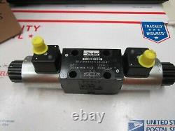 New Parker D1vw001cnjdj591 Hydraulic Directional Control Valve, F6