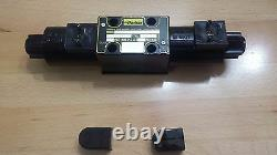 New Parker Solenoid Operated Hydraulic Directional Valve D1vw107anjgw-82