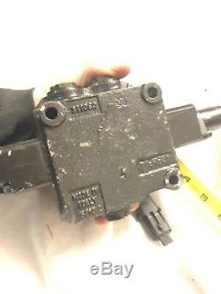 New Walvoil Hydraulic Directional Control Valve cylinder spool 7ALL120 410-H