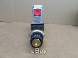 Parker D1FXE09CCNDJ0050 Proportional Directional Hydraulic Control Valve