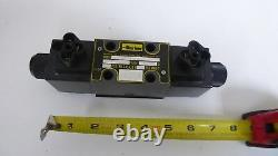 Parker D1VHW004CNYW-91 Hydraulic Directional Valve New