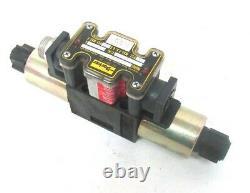 Parker D1VW30DNJCF56-75 Hydraulic Directional Control Valve 5000Psi