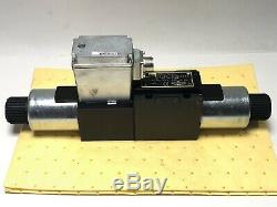 Parker D3fx Series Ng10/cetop-5 Hydraulic Proportional Directional Control Valve