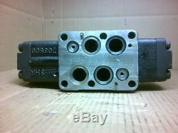 Parker D91FLE22FC4NT0013 Hydraulic Proportional Directional Servo Valve Used
