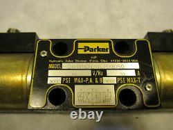 Parker DIVWIICNJWL175XB750 Hydraulic Directional Valve 24V D03