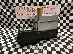 Parker Hydraulic Proportional Directional Valve, D3FHE80PCNBJ0010, 592034542