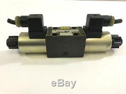 Parker Hydraulic Valve Directional Control Valve D1VW1CNJPF 75 5000-1500 PSI
