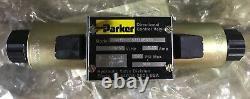 Parker Hydraulics Directional Control Valve D3W1CNYCS331XB830