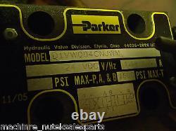 Parker Solenoid Operated Directional Control Valve D1VW004CNJWM
