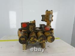 Pilot Operated Proportional Directional Hydraulic Control Valve 125GPM 5000PSI