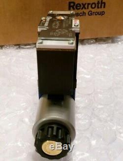 R900949222 Bosch Rexroth Hydraulic Proportional Directional Control Valve