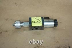REXROTH 00913477 4WE 6 D62/EG24N9K4QMAG24 Hydraulic directional valve GIV50