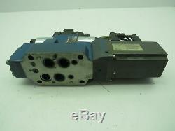 Rexroth 4WRTE16V200L-42/6EG24 EK31/A1M Hydraulic Directional Valve R900975264