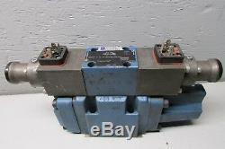Rexroth 4WRZ10W85-51/ET/M Hydraulic Directional control Valve