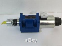 Rexroth 5-4WE 10 Y50 / EG24N9K4QMAG24/N Hydraulic Directional Control Valve