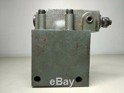 Rexroth DB 25 G2-31/315 Hydraulic Directional control valve