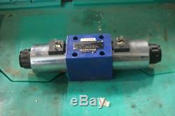 Rexroth Hydraulic Directional Control Valve R900930080