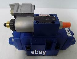 Rexroth Hydraulic Directional Control Valve R901218100 Nnb