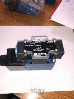Rexroth Hydraulic Directional Valve 4we6c62/ew110n9dav62